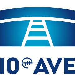 Logo des Productions 10e Ave | 10th Ave Productions logo