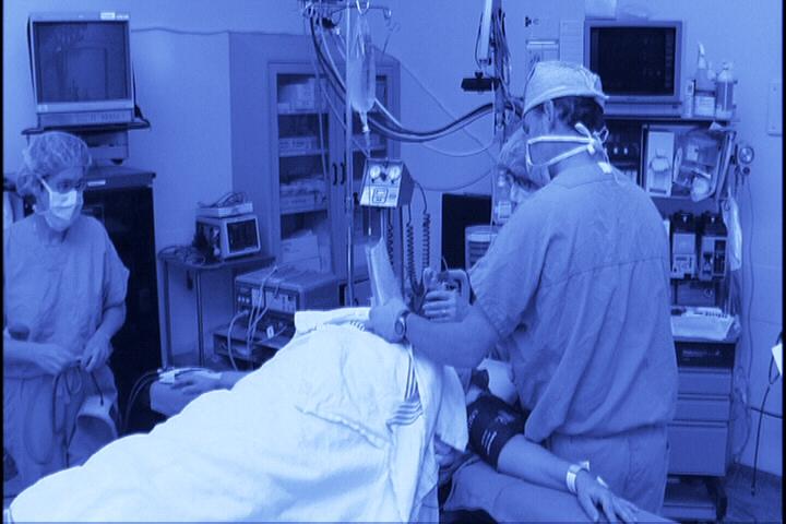 Jambe Bionique Bloc operatoire 10Ave @2006