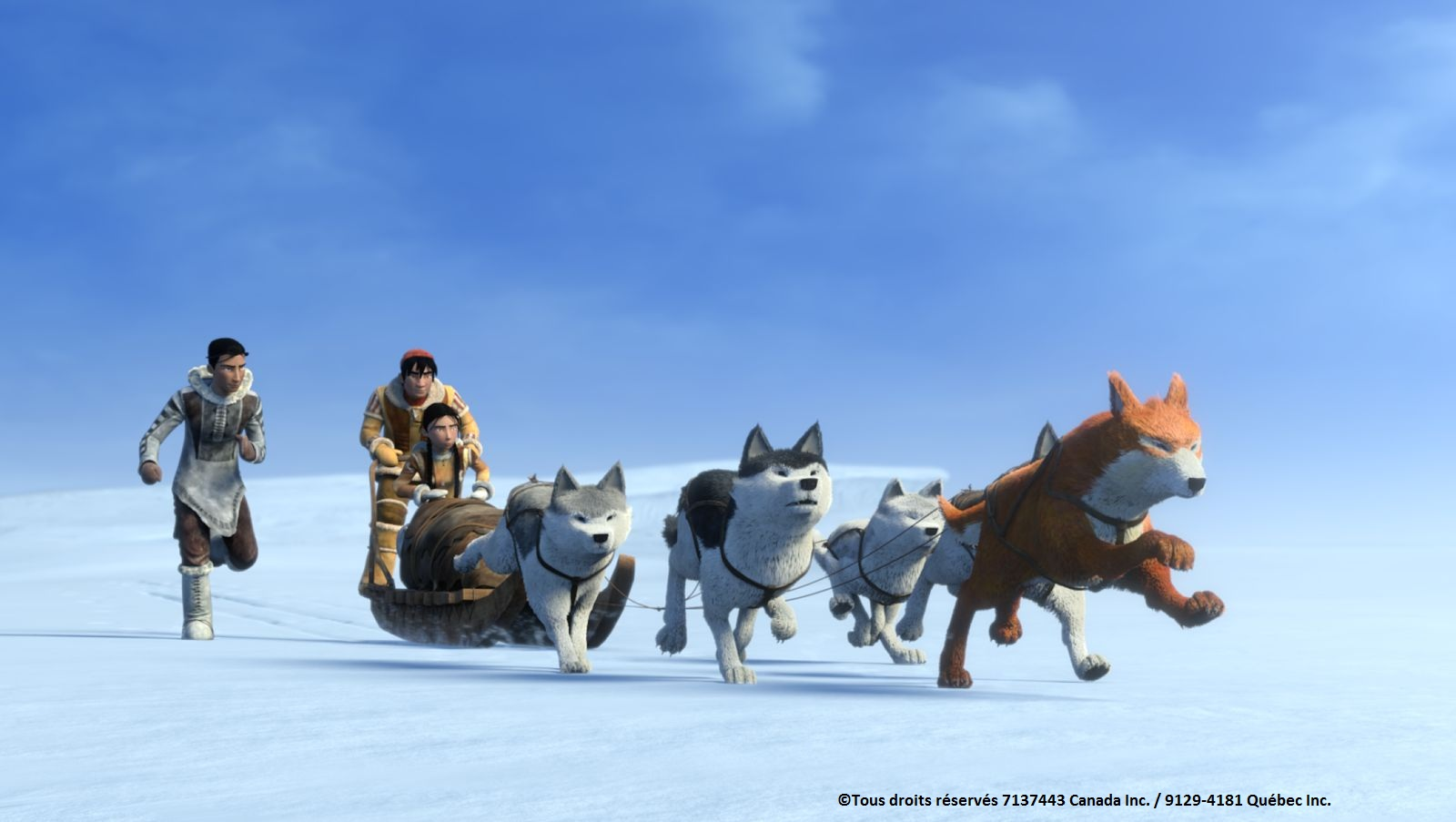 Legende Sarila Trio on sled 10AVe @2012 1