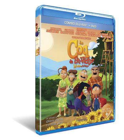 Le Coq de St-Victor en blu-ray et DVD