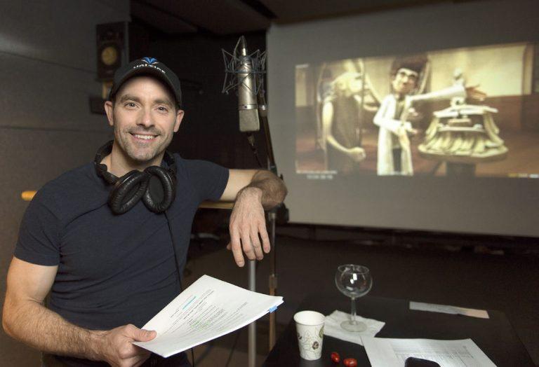 Guillaume Lemay-Thivierge prête sa voix à Simon Picard