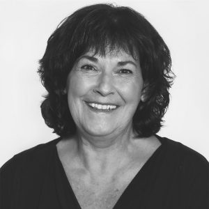 Ginette Poulin, administration chez Productions 10e Ave