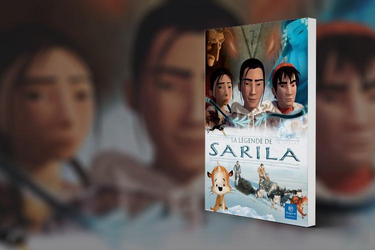 Legende Sarila livre numerique 10Ave @2012