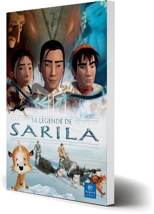 Livre numérique : la légende de Sarila, version PDF ou papier