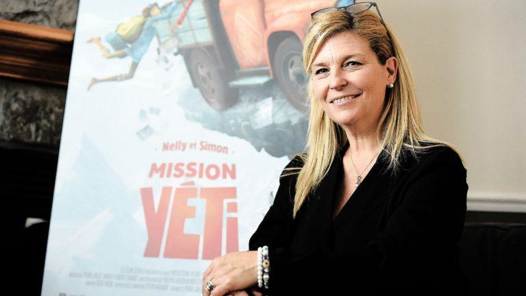 Nancy Florence Savard, présidente, productrice et réalisatrice chez 10e Ave