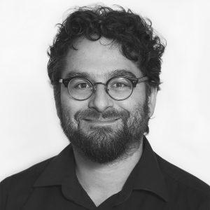 Philippe Arseneau Bussières, directeur artistique chez Productions 10e Ave