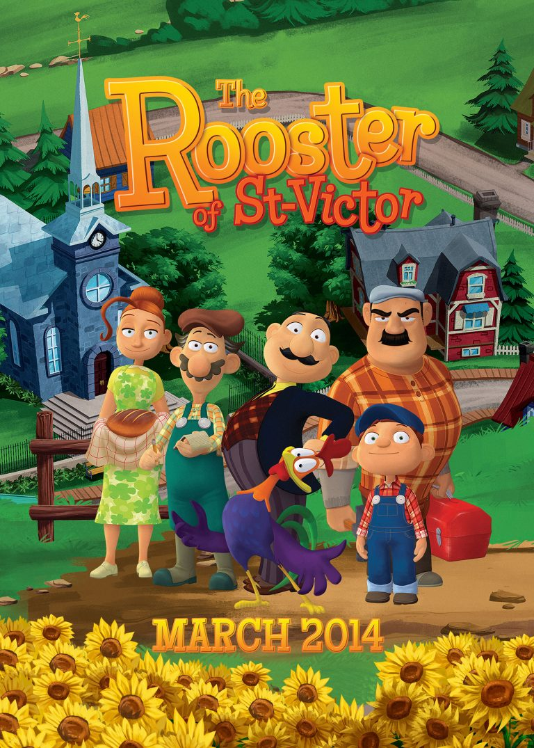 The Rooster of St-Victor Poster