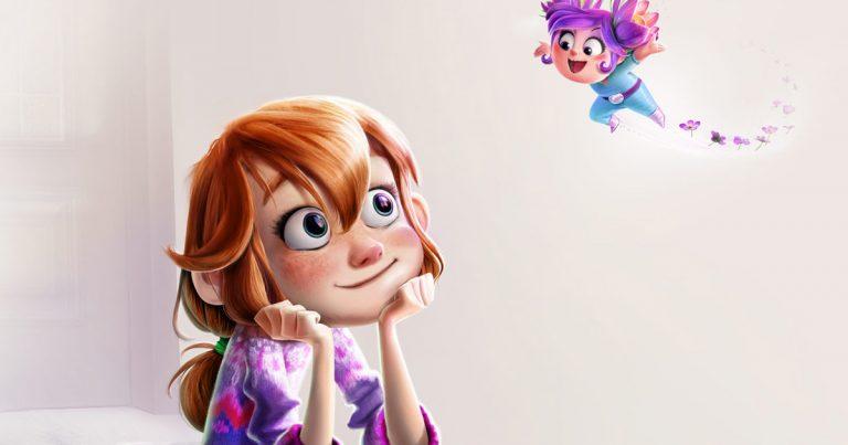 My Fairy Troublemaker - projet en développement Productions 10e Ave Long métrage d'animation