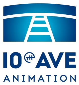 Logo du studio 10e Ave Animation