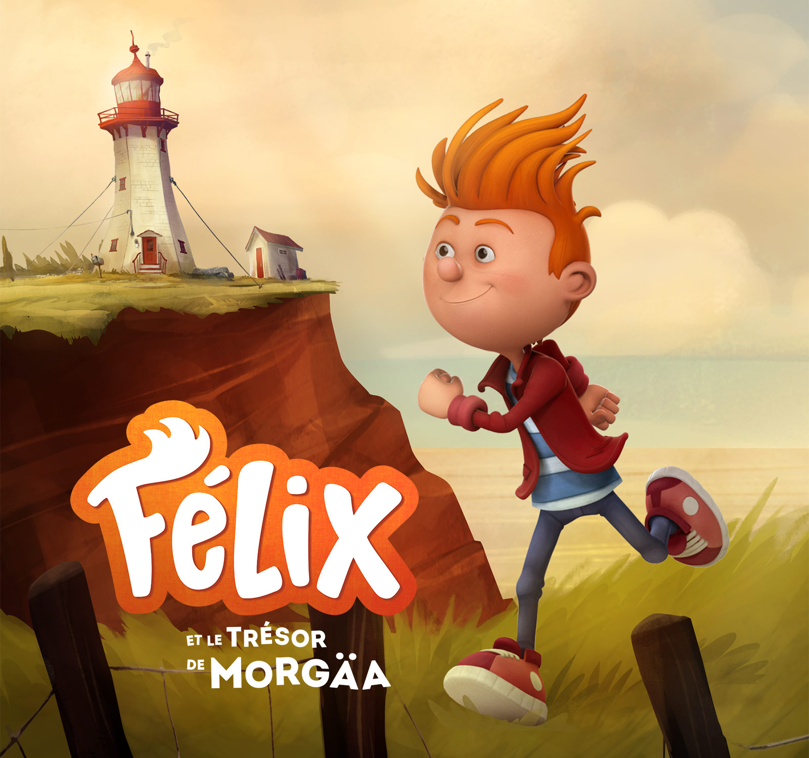 Felix et le tresor de Morgaa