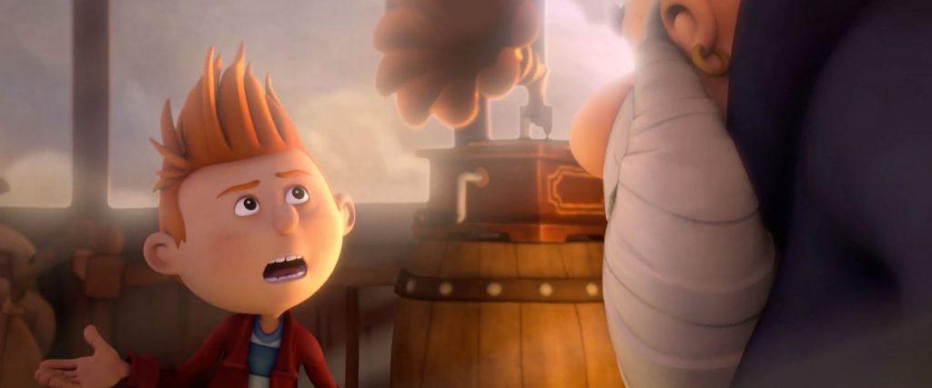 Felix et le trésor de Morgaa - film d'animation - CGI