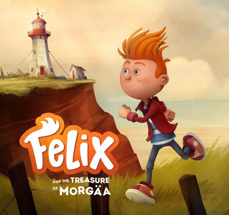 Felix and the treasure of Morgaa