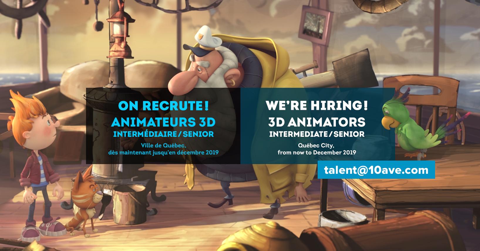 ANIM 10Ave recrutement animateurs 3D 20190611 en tete