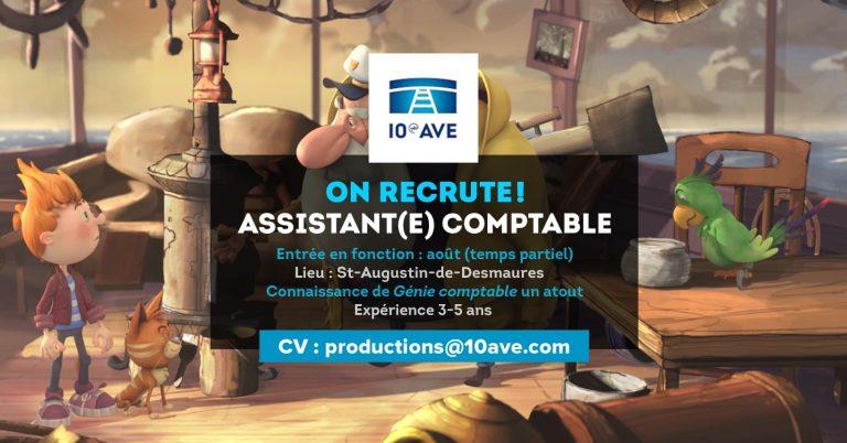 PROD 10Ave recrutement assistant comptable 20190716 10e seul