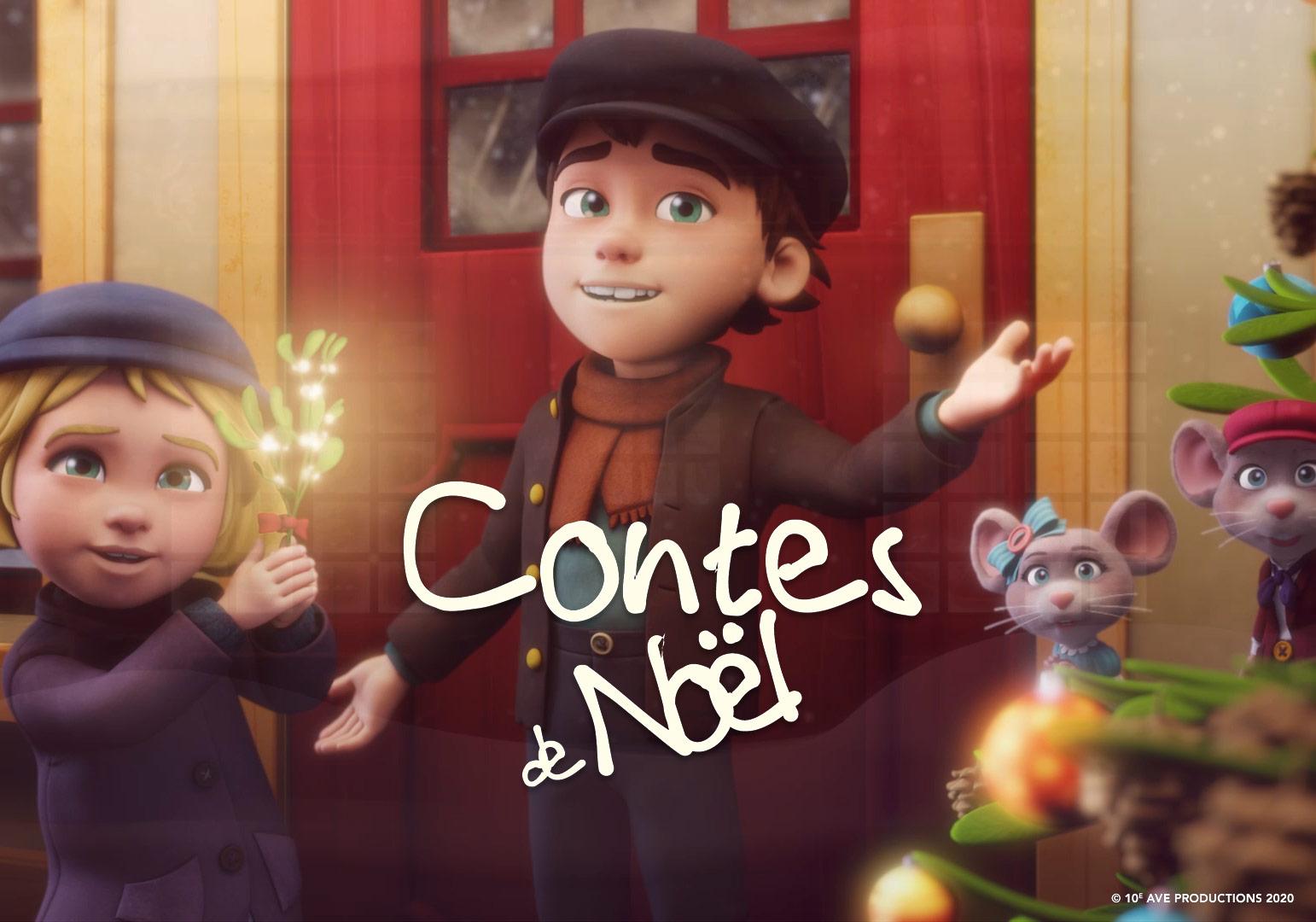 Contes de Noël - collection de 5 contes