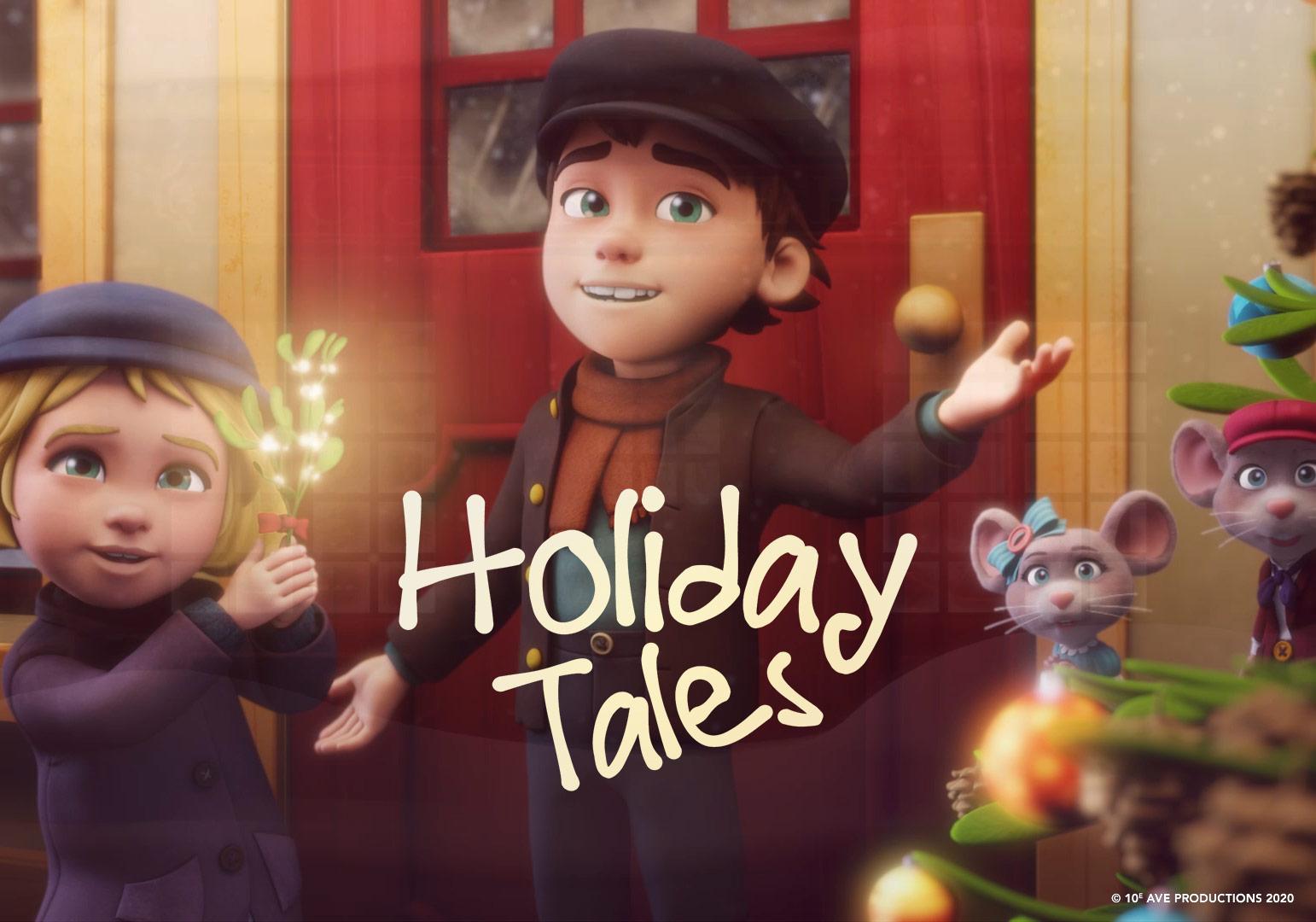 Holiday Tales Affiche 10Ave Developpement en