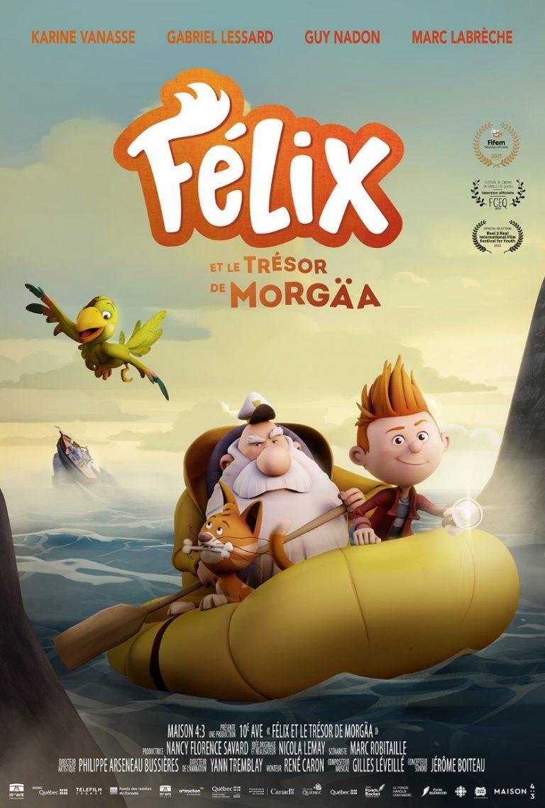Felix Tresor Morgaa Affiche 10Ave @2021 fr 1