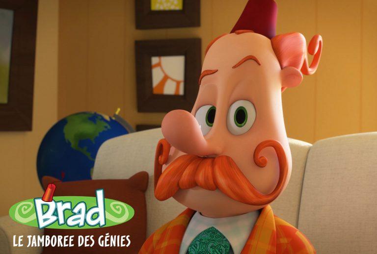 Brad le Jamboree des génies! Film d'animation Enfants Famille